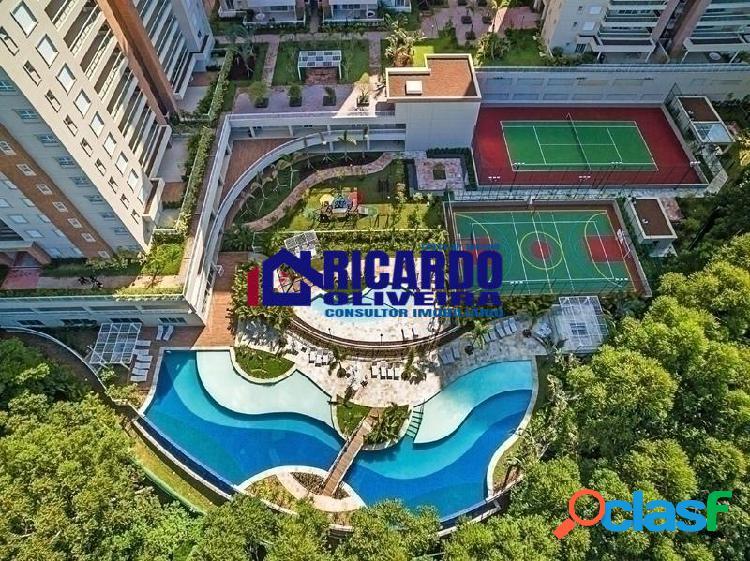 Apartamento para Locação no Bairro Residencial Resort Tamboré 1