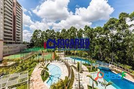 Apartamento para Locação no Bairro Residencial Resort Tamboré 2