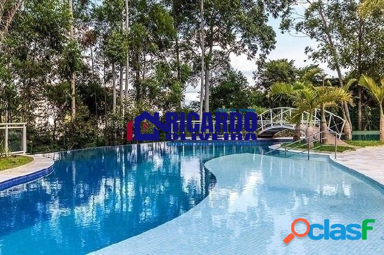 Apartamento para Locação no Bairro Residencial Resort Tamboré 3