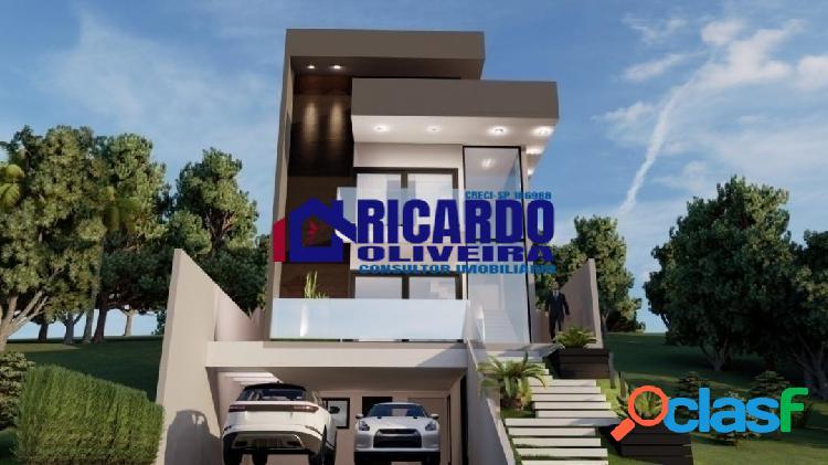 Casa para venda em construção no bairro residencial new ville