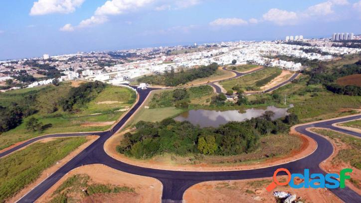 Terreno venda - sorocaba - sp condomínio helena maria wanel ville