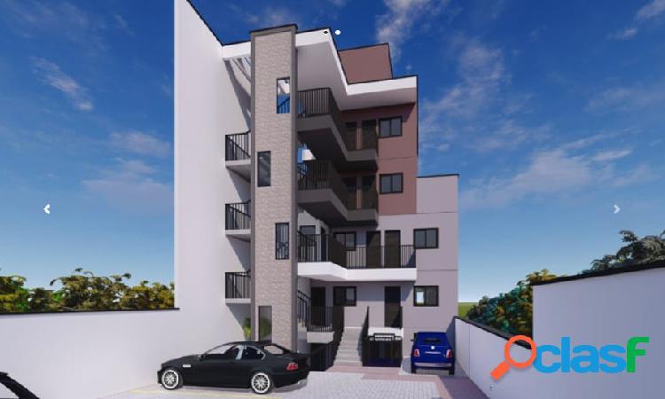 Excelente Apartamento no Jardim Vera Cruz - Unidades com quintal