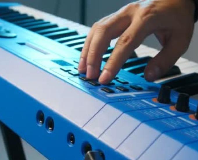 Aulas de teclado em são paulo!