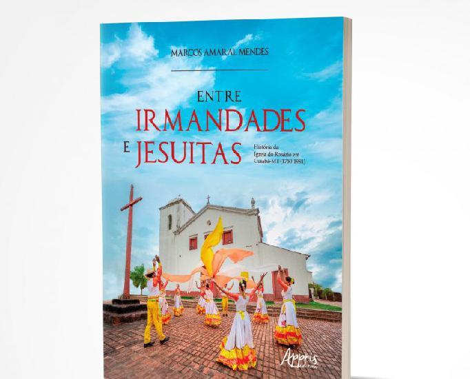 Livro: história da igreja do rosário em cuiabá-mt