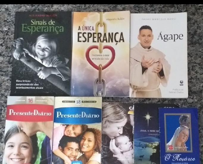 Livros cristãos a venda