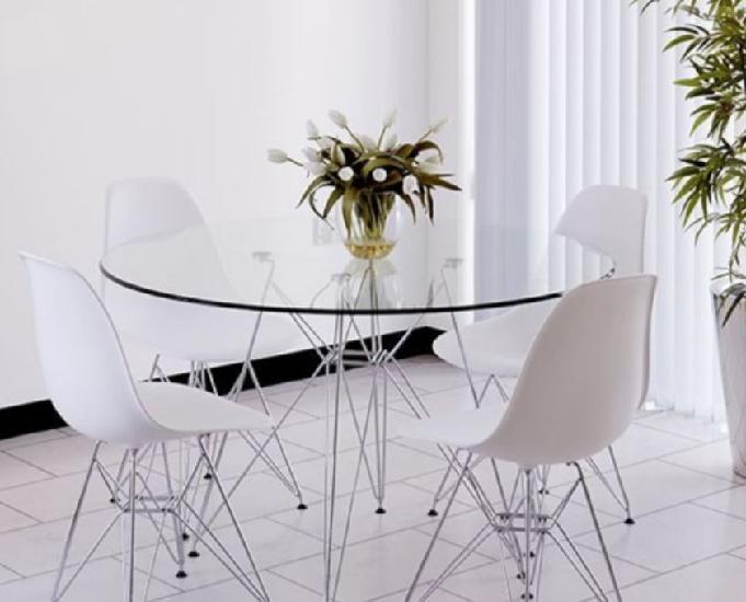 Mesa de jantar torre - móveis design e decoracao - confira!