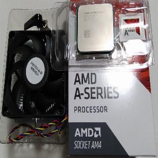 Processador amd a6-9500 dual core 3.5ghz am4 ou