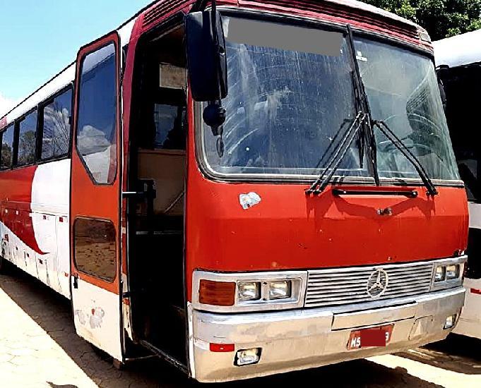 Vende-se 3 ônibus mercedes-benz motor 0371