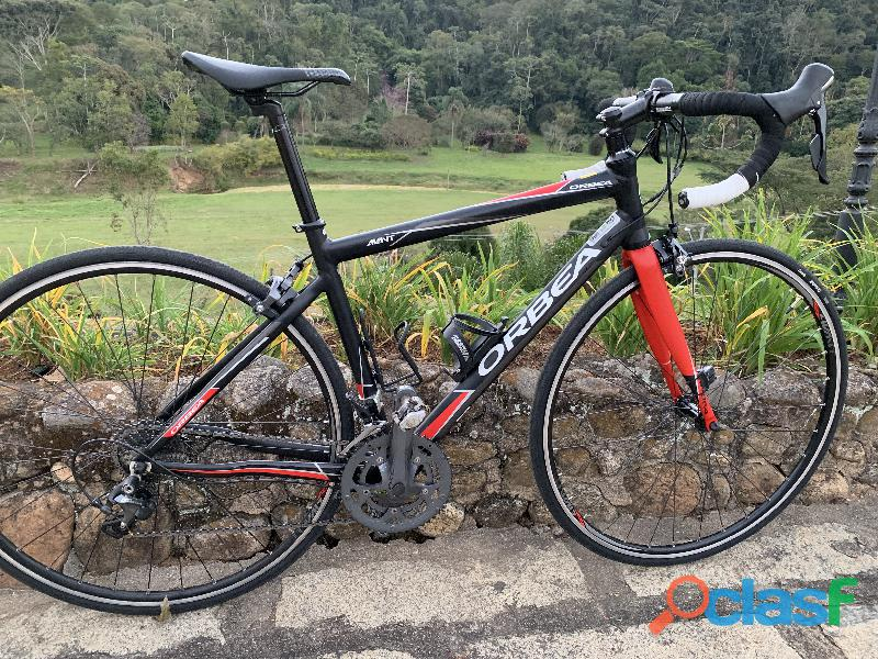 Bicicleta speed orbea avante h60  tamanho 51