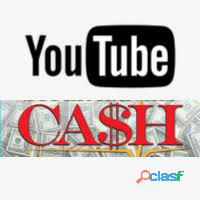 O bom curso para quem procura viver de youtube