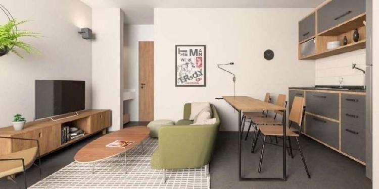 Apartamento brooklin 1 dormitório 35 m²