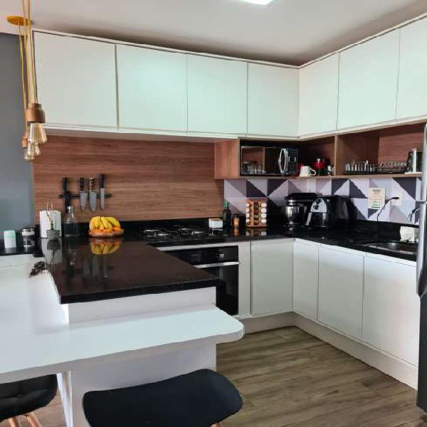 Apartamento para venda com 40 metros quadrados com 1 quarto