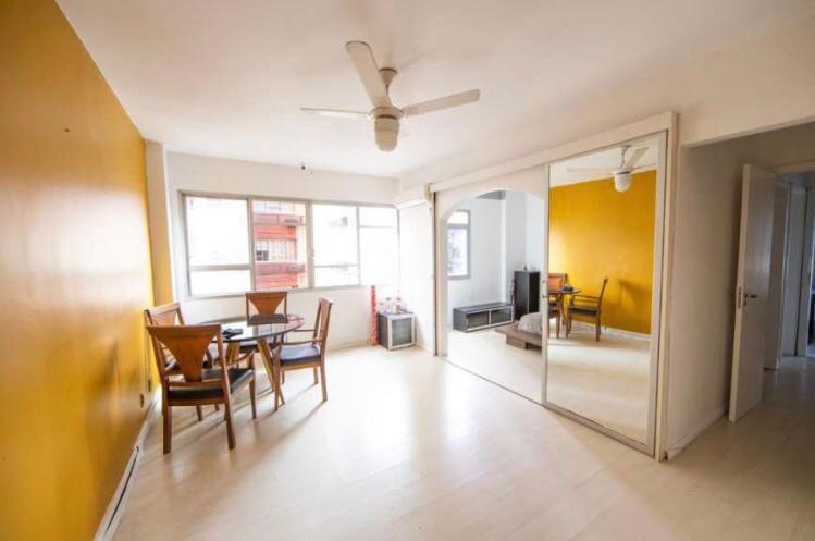 Apartamento à venda 3qrts no coração do leblon