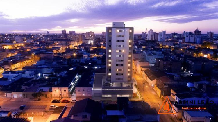 Apartamento à venda no centro - rio grande, rs. im138627