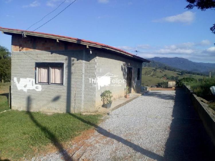 Casa à venda no encruzilhada - biguaçu, sc. im239771