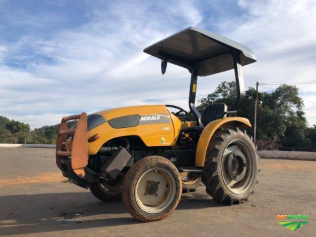 Trator agrale 4100 4x2 ano 10