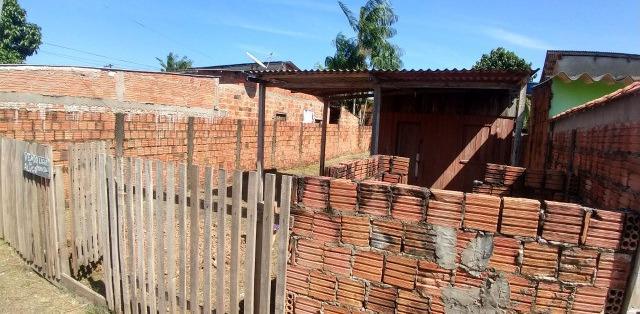 Vendo terreno com casa no santa helena - mgf imóveis