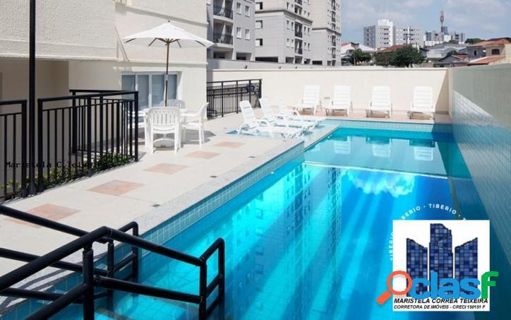 Apartamento 3 dormitórios para venda em santo andré / sp no bairro campestre