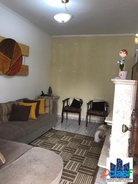 Casa térrea dos casas área construída 138m² r$ 415.000,00