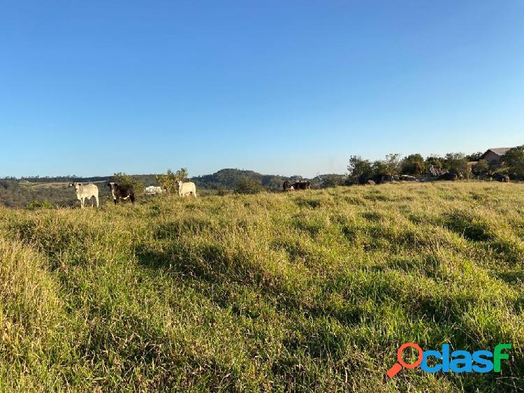 Lote rural - local alto com vista - joaquim egídio