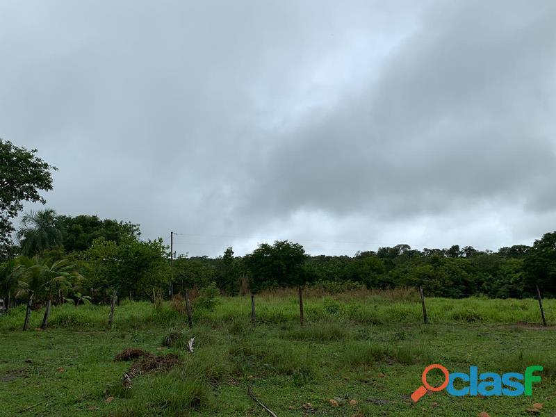 11 Alqs Pronta Montada Com Sede Goiás