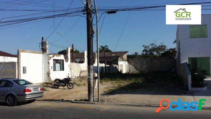 Terreno - itanhaém - ótima localização
