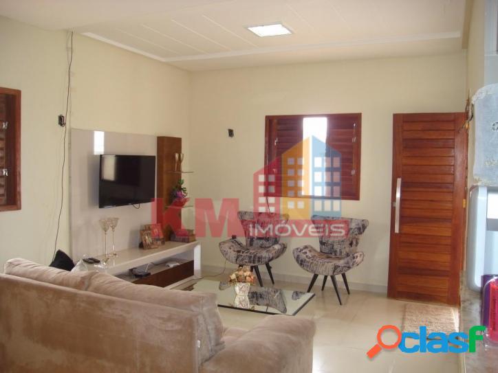 Vende-se linda casa residencial no bairro santa júlia