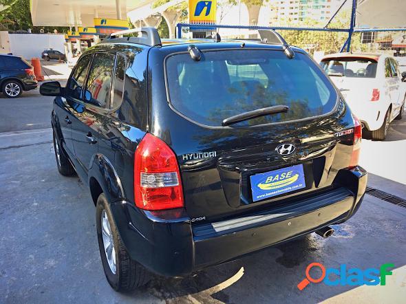 Hyundai tucson 2.0 16v aut. preto 2007 2.0 16v gasolina