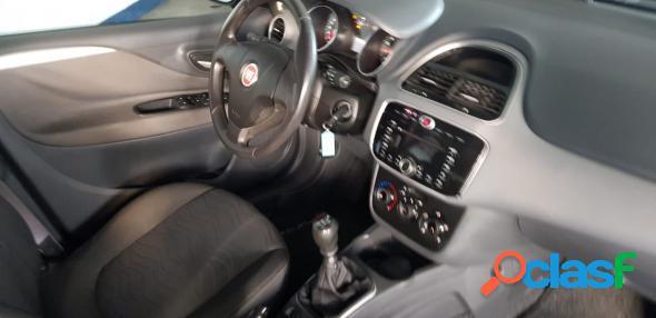 Fiat punto essence 1.6 flex 16v 5p preto 2013 1.6 flex