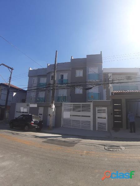 Cobertura Sem Condomínio 84 m² em Santo André   Vila Guiomar. R$ 290.000,00
