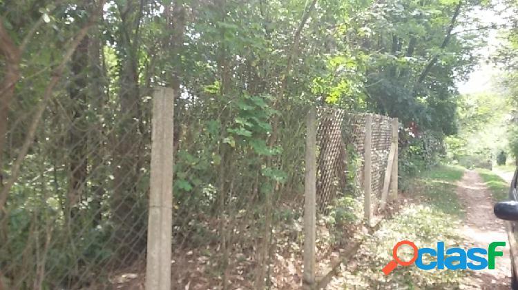 Área 10.322m² loteamento recanto da palmeiras jd colônia