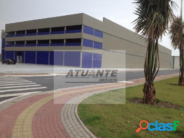 PRAIA GRANDE - LOCAÇÃO - ARMAZÉM - 5500 m² COM 11m DE ALTURA