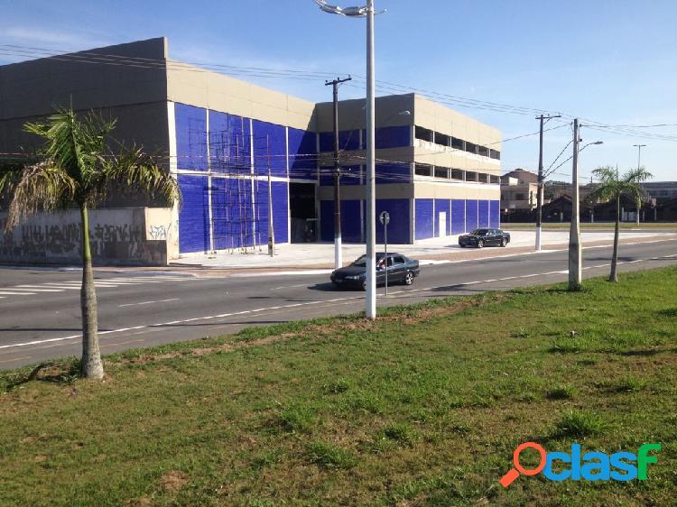 PRAIA GRANDE - LOCAÇÃO - ARMAZÉM - 5500 m² COM 11m DE ALTURA 3