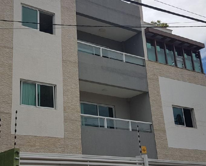 Apartamento não mobiliado de um quarto – ponta negra –