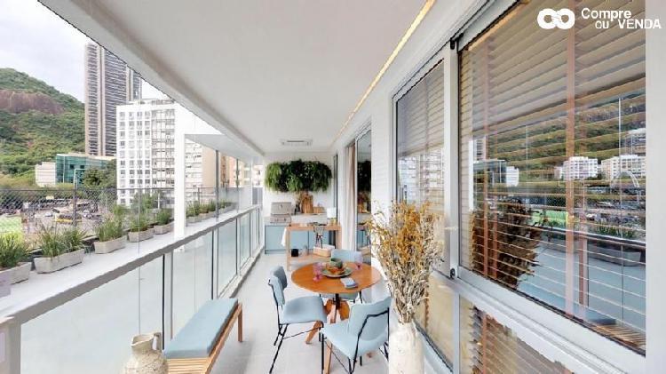 Apartamento à venda no botafogo - rio de janeiro, rj.