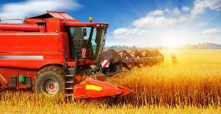 Carta de crédito para maquinários agrícolas