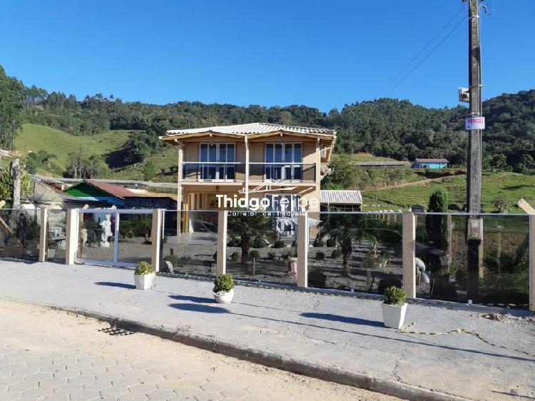 Casa à venda no zona rural - angelina, sc. im239927