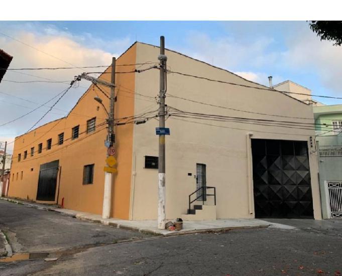 Galpão Coml.Ind. à venda ou locação - Vila Formosa