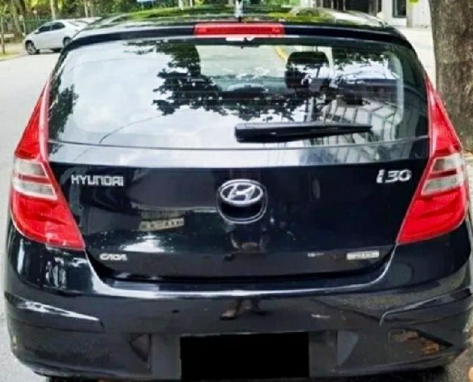 Hyundai i30 ano 2012