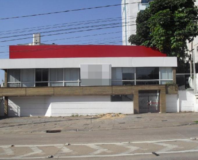 Mc265 casa comercial para locação, 600,00 m² três