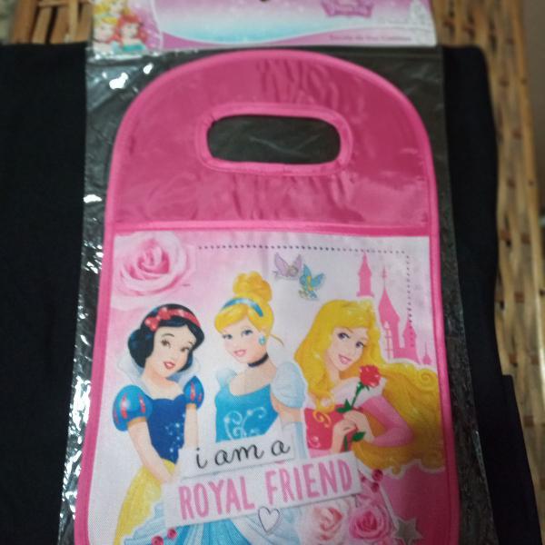 Sacola de uso contínuo princess
