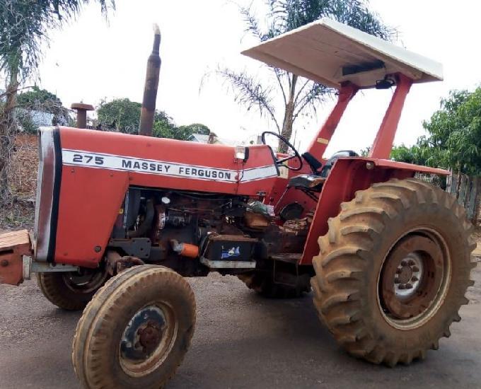Trator 275 ano 1987