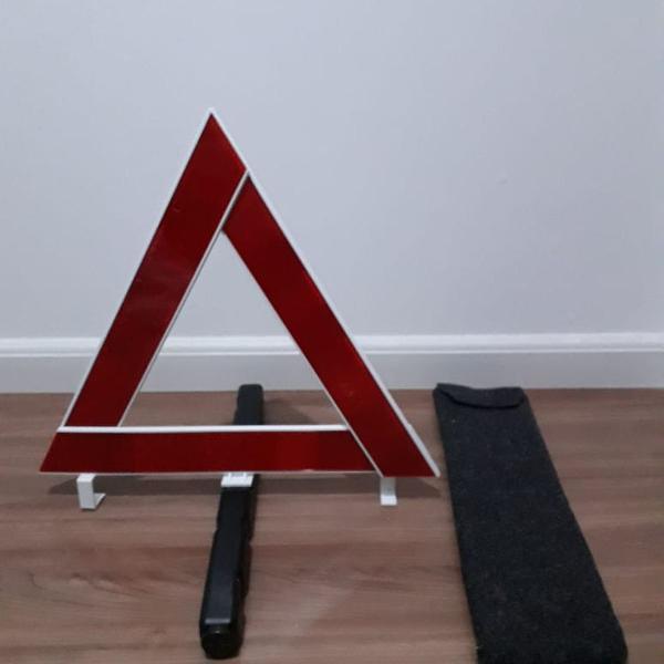 Triângulo de segurança universal emergência