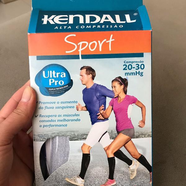Meia de compressão esportiva kendall