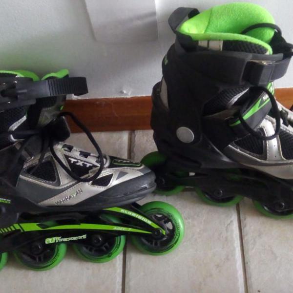 Roller, patins inline marca traxart - txt n 36