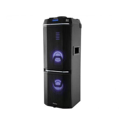 Caixa de som bluetooth philco pcx9000 acústica - 700w usb