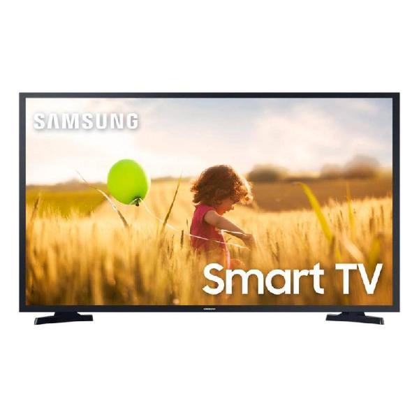 "Smart tv 43"" samsung full hd hdr 2020 t5300 sistema tizen"
