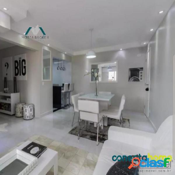 Apartamento no bosque maia, 97 m²,varanda gourmet, 3 dorms sendo 1 suíte, 2 vagas! - 16300