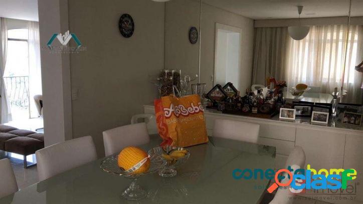 Apartamento com 260 m², 4 suítes, 5 banheiros, 3 vagas em santana. - 16039
