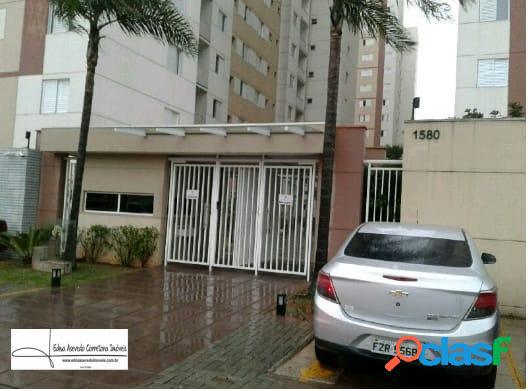 Apto. 64m² - 02 dorms. 01 vaga - park club bairro jardim - santo andré - sp